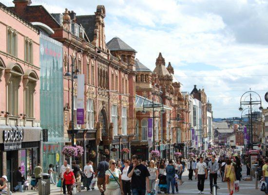 Calles de Leeds