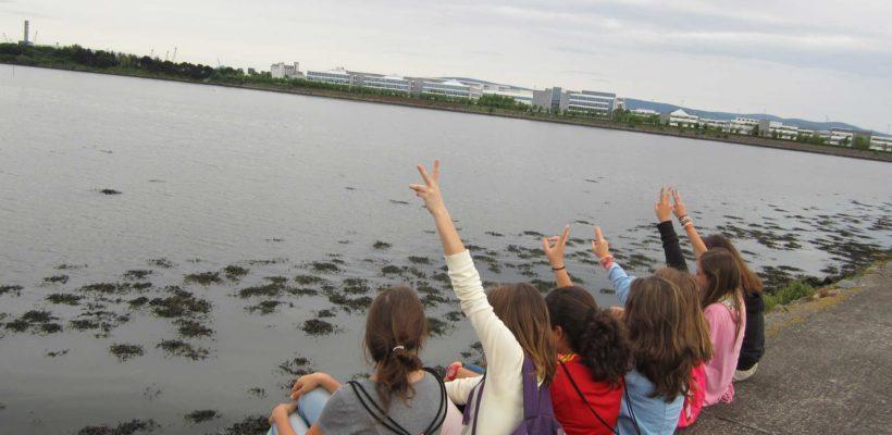 Reportaje sobre nuestros viajes a Dublín para jóvenes