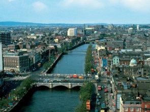 Inmersión lingüística en Dublín