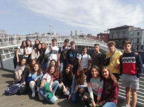 ¡¡Menuda experiencia hemos vivido en Dublín e Irlanda!!