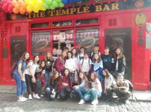 Crónica e imágenes de nuestros primeros días en Dublín