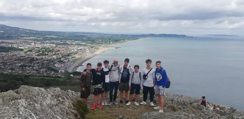 Más actividades y recuerdos de nuestra estancia en Dublín
