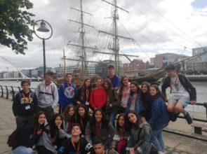 Dublín nos dejó un magnífico recuerdo… ¡y muchísimas fotografías!
